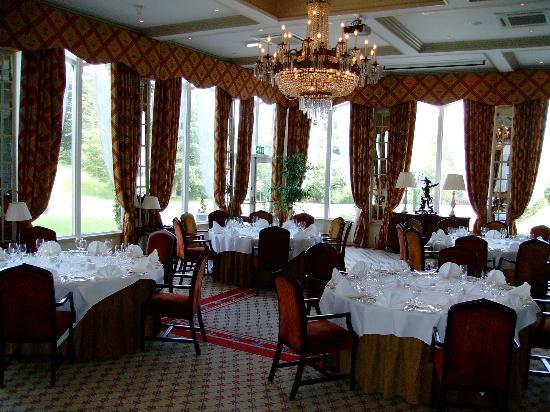 Dromoland Castle Hotel: Terrace Room