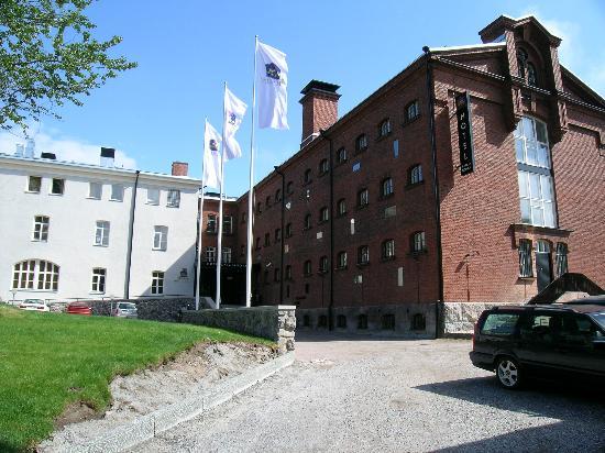 Hotel Katajanokka - entry