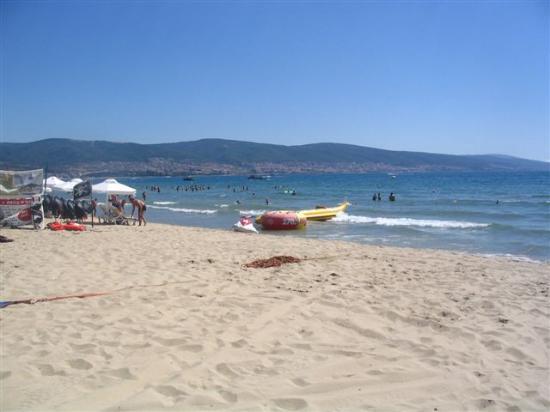 Iberostar Sunny Beach Resort: Beach