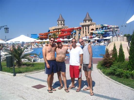 Iberostar Sunny Beach Resort: Paradise Water Park