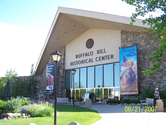 Centro Histórico Buffalo Bill: Buffalo Bill center