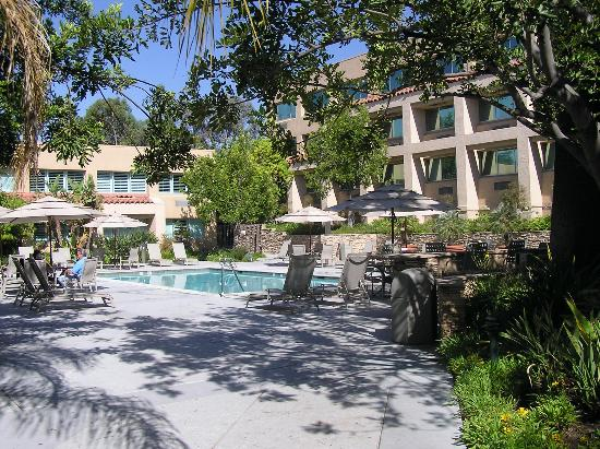 Grand Vista Hotel Pool Area