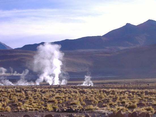 Explora Atacama - All Inclusive: Geysers