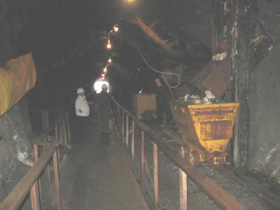 Aj Mine Gastineau Mill Tours Juneau Ak