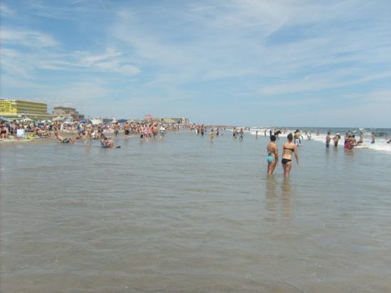 North Wildwood Beach The