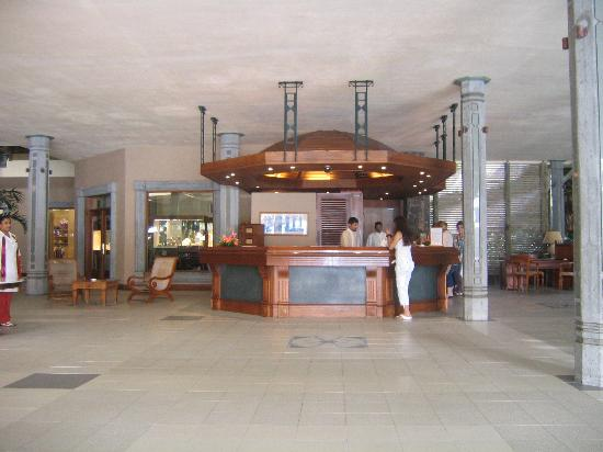 Shandrani Beachcomber Resort & Spa: Reception