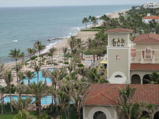 The Breakers : View  from room 5164