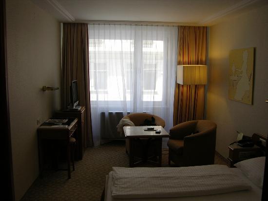 Hotel Das Tigra: standard room
