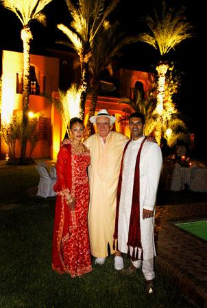 Dar Ayniwen Villa Hotel : Wedding