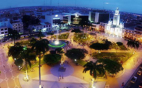 Machala, เอกวาดอร์: Parque Juan Montalvo