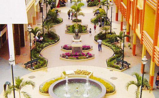 Machala, เอกวาดอร์: Paseo cultural Diego Minuche Garrido