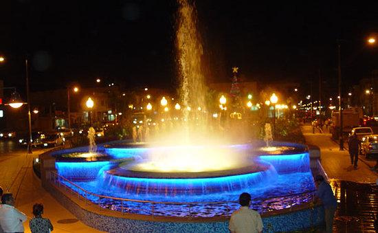 Machala, Ecuador: Parque Ismael Pérez Pazmiño