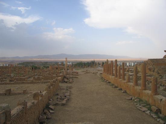 Timgad: Timgrad, Batna