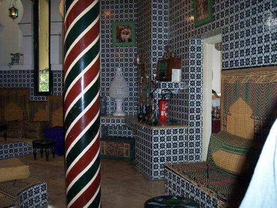 IBEROSTAR Diar El Andalous: One of the many hotel bars