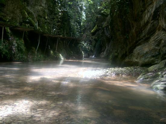 River Pad to Puente de Dios