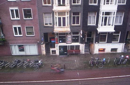 View From Our Window Picture Of Hotel De Paris Amsterdam