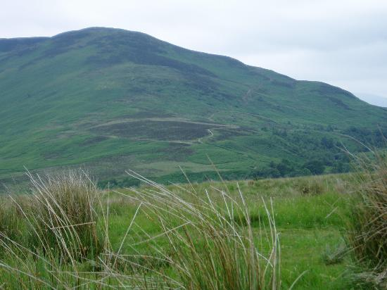 Conic Hill Picture Of Scottish Highlands Scotland