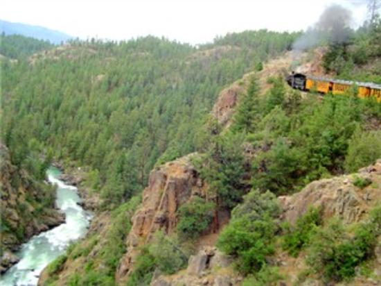 Days Inn Cortez: Durango Railroad