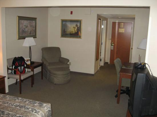 Wingate By Wyndham Charlotte Airport I-85 / I-485: Room
