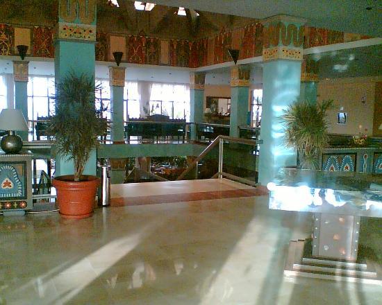 Iberostar Fuerteventura Palace: Hotel lobby