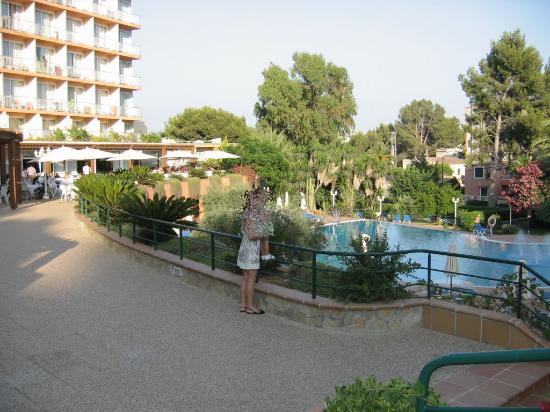 Valentin Park Clubhotel: Piscina de la entrada (de 4)