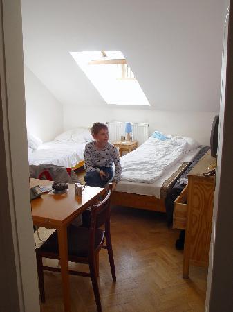 Apart-hotel Nordik: floor1 room №15