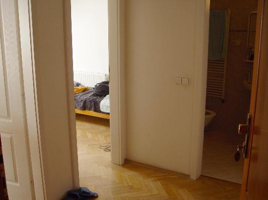 Apart-hotel Nordik: floor1