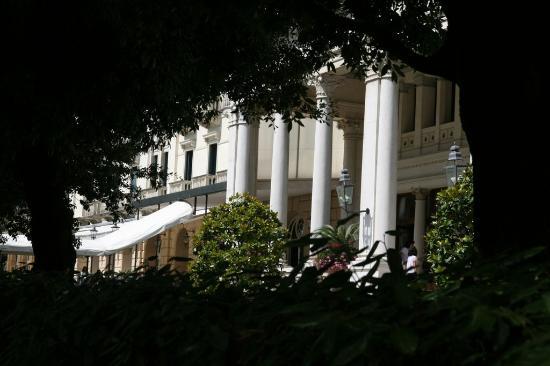 Hotel Des Bains, Venice Lido Resort : Outside view