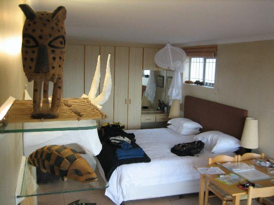 Mountain Magic Garden Suites: View of the room.
