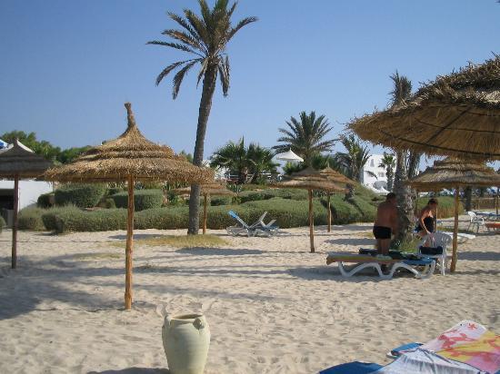 Winzrik Resort & Thalasso Djerba: Plage