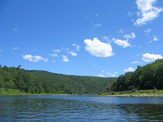 Kittatinny Campgrounds : river2