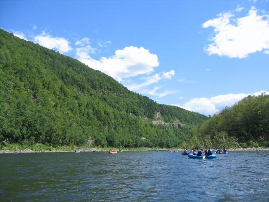 Kittatinny Campgrounds : river3