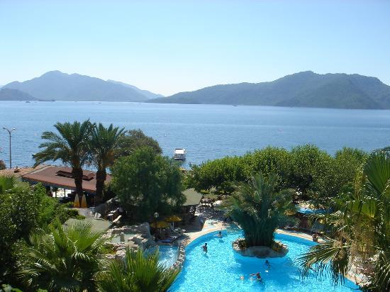Tropikal Hotel : Sea view