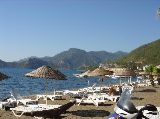Tropikal Hotel : Beach