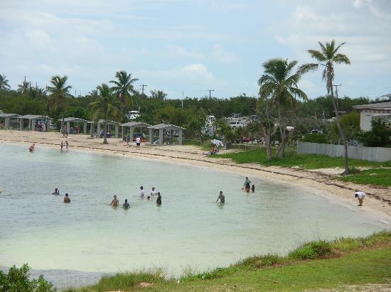 CALUSA BEACH - Picture of Bahia Honda State Park and Beach ...