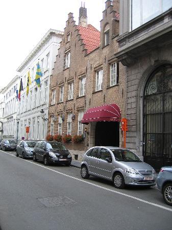 Anselmus Hotel: Fachada