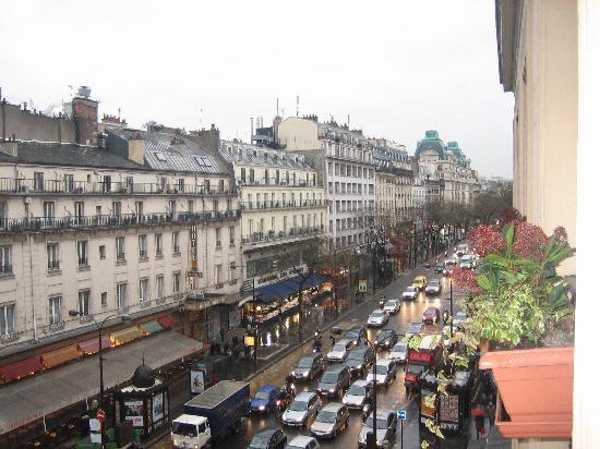 Vista Photo De H Tel Paris Opera Managed By Meli Paris