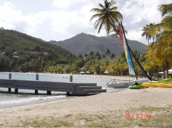 Antigua: Carlisle Bay
