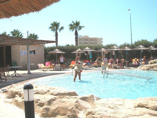 Tasia Maris Beach Hotel: Off They Go