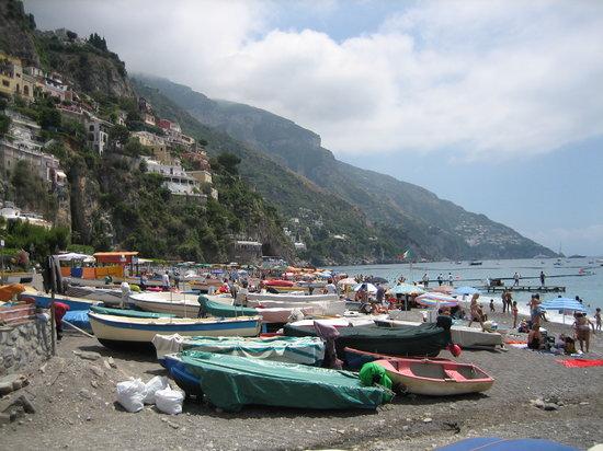 Ποζιτάνο, Ιταλία: Positano