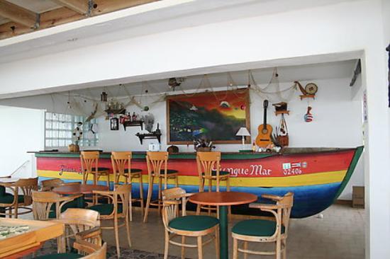 Hotel Yunque Mar: La yola