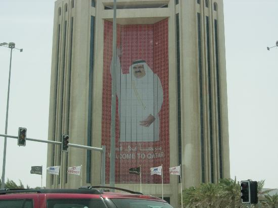 Welcome to Qatar!