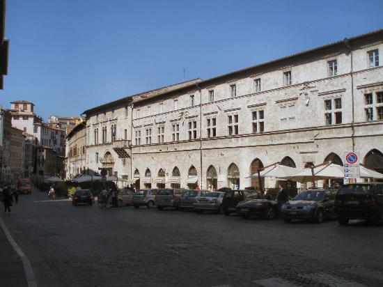 San Ercolano Hotel: Perugia
