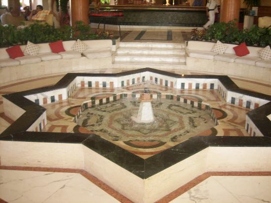 Nubian Village Hotel : reception