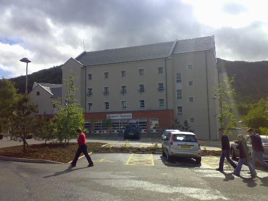 Macdonald Morlich Hotel at Macdonald Aviemore Resort: The Aviemore Inn