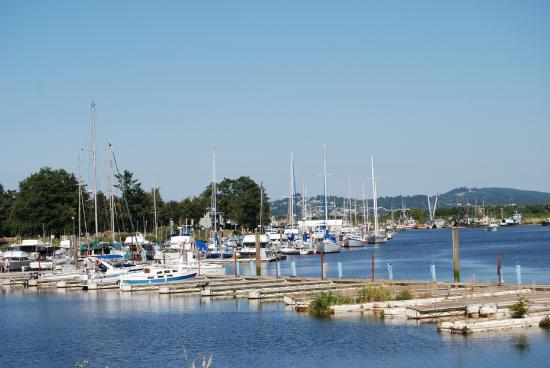 Warrenton, Oregon Marina