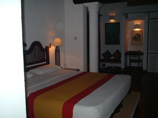 Habarana Village by Cinnamon: our room