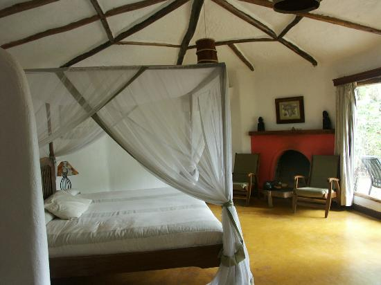 Kigongoni Lodge: Inside our room