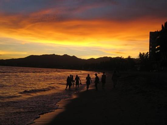 Casa Manana : nothing beats a PV sunset