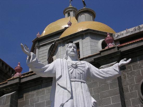Villas El Rancho Green Resort: Cathedral in Mazatlan.